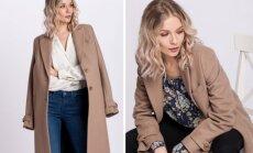 Pavasarinis paltas: kokį rinktis ir kaip madingai derinti