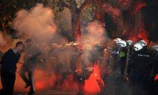 Protestai Juodkalnijoje