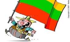 Lietuva, lietuviai, tapatybė, vėliava