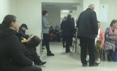 Nukentėjusieji Kauno klinikinės ligoninės traumatoliniame punkte