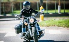 Литовские пограничники не пропустили российского мотоциклиста