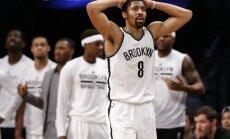 NBA, Bruklino Nets - Dalaso Mavericks rungtynių akimirkos