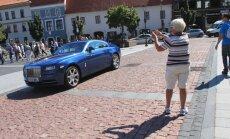 Rolls-Royce Wraith Vilniuje