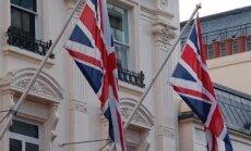 Didžiosios Britanijos vėliavos