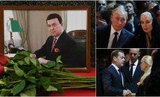 Josifo Kobzono laidotuvės