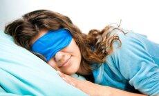 Efektyvi gudrybė, kuri padės užmigti per kelias minutes