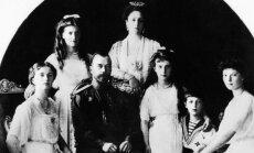 Caro Nikolajaus II šeima