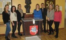 Wybory do parlamentu uczniowskiego
