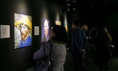 На выставку Ван Гога не впускают с колясками - это расстроило многодетную мать