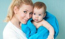 Laimėk vonios pienelį jautriai kūdikių ir vaikų odai (laimėtojos)