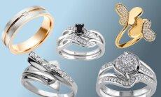Negalvodama išsirink vieną žiedą - tai gali papasakoti apie tavo asmenybę