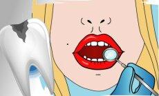 """Išbandžiau viską, o padėjo tik tai... <span style=""""color: #c00000;"""">Pridėk prie skaudančio</span> danties vienai minutei"""
