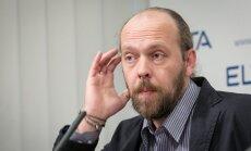 """Ecodefence"" vadovas Vladimiras Slyviakas"