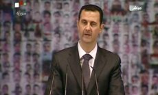 Sirijos prezidentas Basharas al Assadas