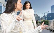 Kas slepiasi už prabangių Kim Kardashian apartamentų durų