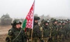 Belarussian troops