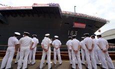Japonijos didžiausias karo laivas