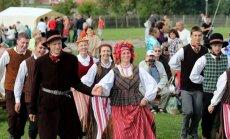 Католики Литвы отмечают Жолинес