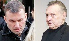 Igoris Tiomkinas (kairėje) ir Henrikas Margenis