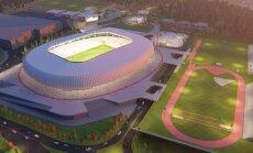 Vilniaus nacionalinio stadiono projektas