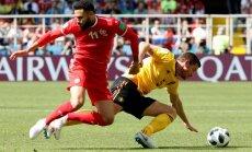 Belgija - Tunisas