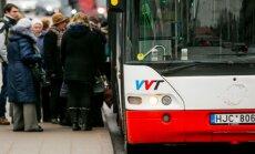 Iš automobilio persėdau į autobusą: kas negerai su viešuoju Vilniaus transportu