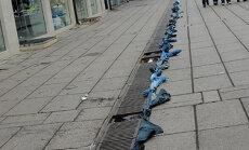 Ilgiausia virvė iš džinsų