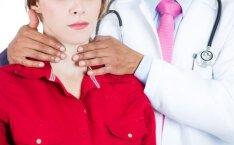 Skydiaukės sutrikimai gali baigtis vėžiu