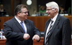 Линкявичюс: для Литвы важно перезагрузить отношения с Польшей