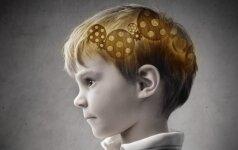 Tai jus nustebins: kas iš tiesų vyksta vaiko smegenyse?