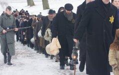 Filmo apie Holokaustą Lietuvoje režisierius: išgyvenusieji jaučia kaltės jausmą
