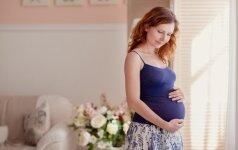 29 nėštumo savaitė: spazmai kojose gali signalizuoti apie kalcio ar magnio trūkumą