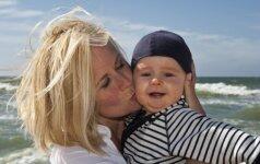 Tai, ką privalu žinoti važiuojant atostogauti su mažu vaiku