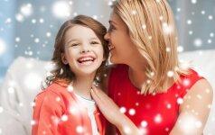 Kaip tinkamai pagirti vaiką?