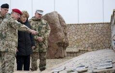 В Литву прибывает главнокомандующий армией Германии