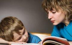 Ar būtina vaiką iki mokyklos išmokyti skaityti? Pedagogės komentaras