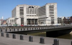 Nebaigtas statyti Respublikos viešbutis Kaune