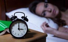 Mokslininkų metodas, kuris padės greičiau užmigti