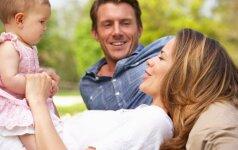 """Tėvai kviečiami į """"Laimingos šeimos akademiją"""""""