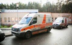 Подозревают родителей: 7-месячная девочка находится в состоянии клинической смерти