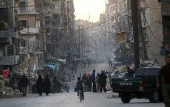 Коалиция в Сирии: у России одни цели, у нас - другие
