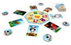 Lietuvio sukurtas stalo žaidimas vaikams atsidūrė pasaulio geriausiųjų trejetuke