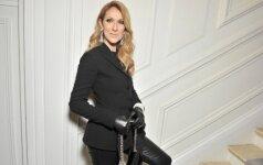 48 metų Celine Dion stilius primena jaunuolės