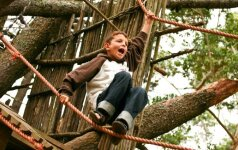 """Pirmasis """"Lauko darželis"""", kuriame vaikai nuo ryto iki vakaro bus tik lauke, kuriasi Vilniuje"""