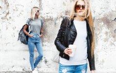 Populiarus aprangos derinys, kurį laikas pamiršti