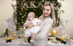 Šokėja Eglė Straleckaitė: pagimdžiusi galvojau, gal aš kokia blogietė