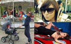 Šturmanė Irina Jankovskaja: niekada negalvojau, kad galiu taip stipriai mylėti