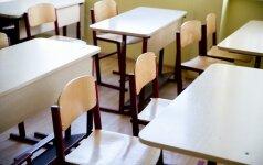 Menų mokyklos penktokas turi pasiūlymą dėl mokslo metų ilginimo
