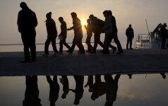 В Польше предложили вооружать беженцев