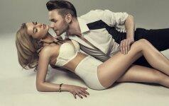 Kvapai, žadinantys aistrą: seksualiausių kvepalų 10-tukas
